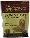 Pet Brands American Kennel Club Salmon All Natural Treats for Skin and Coat, 6 ounce