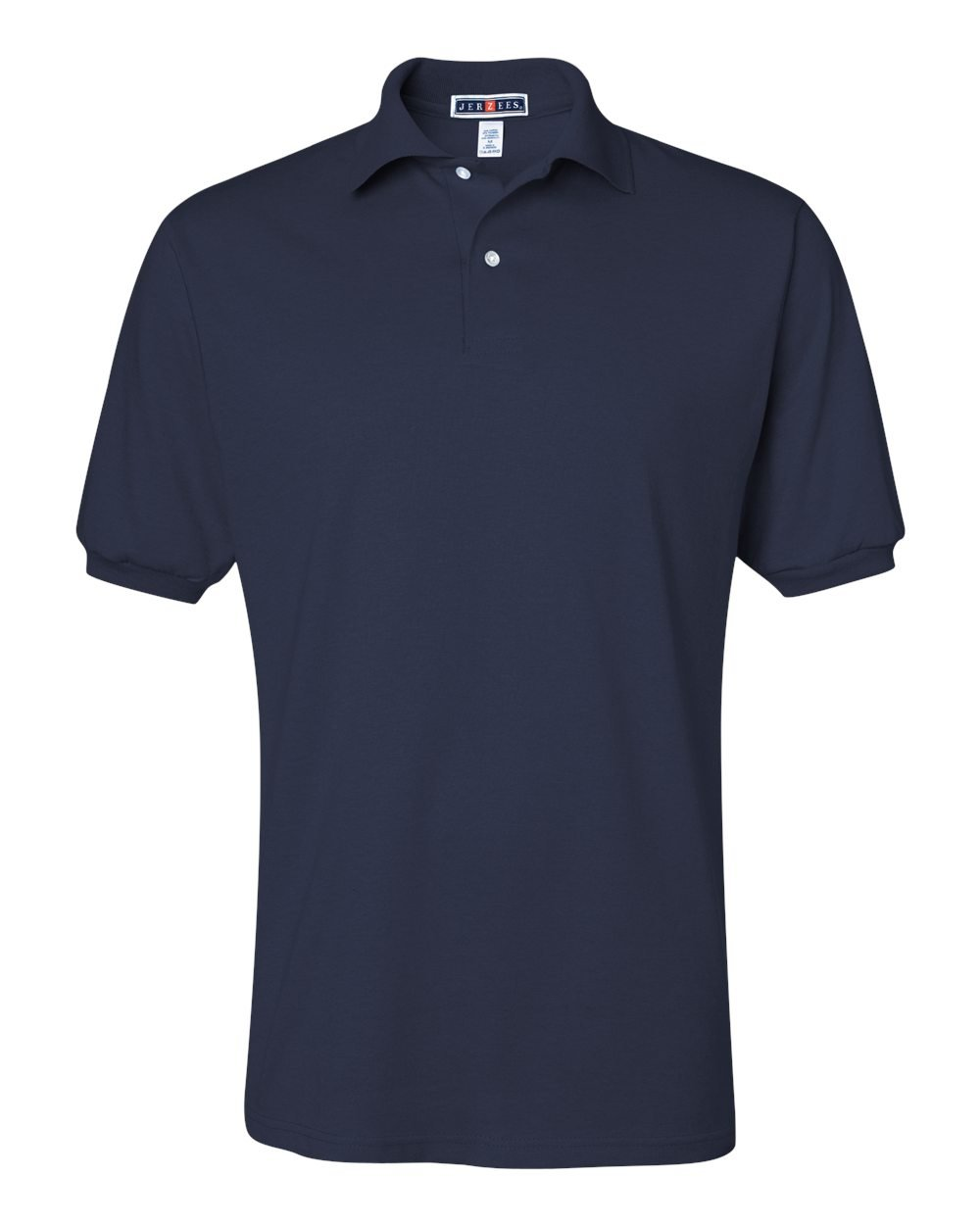 Jerzees Mens Standard Spot Shield Short Sleeve Polo Sport Shirt 437