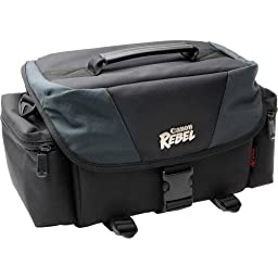 Canon SLR Gadget Bag For EOS or Rebel Cameras