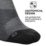 Feetures Elite Max Cushion No Show Tab Sock Block