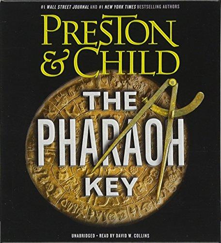 Book Cover: The Pharaoh Key