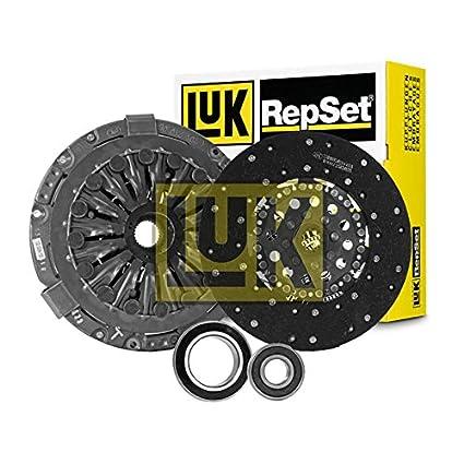 New LuK Clutch Kit 1412-2033 for John Deere 130000410, 303075100, 630-