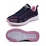 PENGCHENG Womens Tennis Shoes Running Walking Sports Casual Athletic Sport Lightweight Fashion Sneaker for Girls
