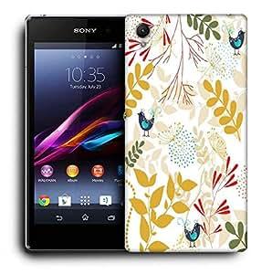 Diseñador Snoogg Teléfono protector de la cubierta del caso para Sony Xperia Z5