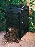 Garden Compost Bin -- 10.2 Cubic Feet Capacity