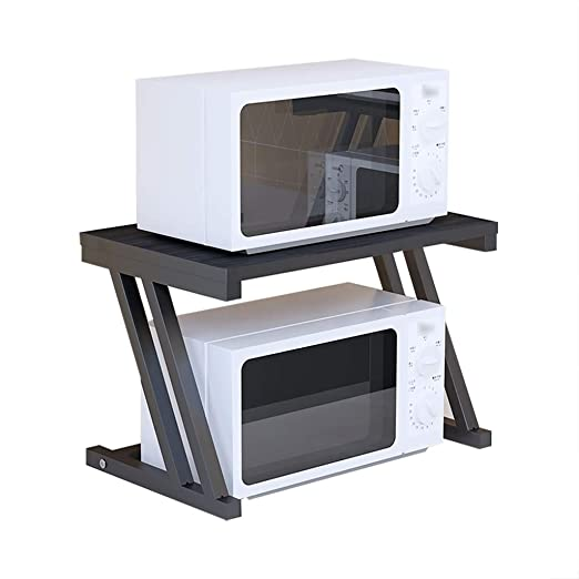 Rack de cocina Estantes de almacenamiento de cocina Microondas ...