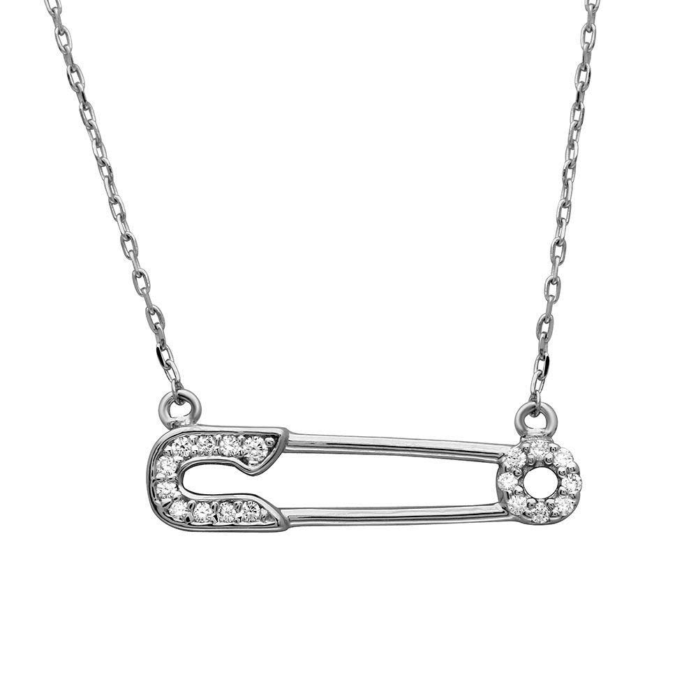 """Stamp 925 Sterling Silver Plated anti-tarnish Rhodium Rope Necklace 2mm 16/"""" 30/"""""""