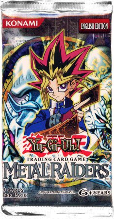 Yu-Gi-Oh Cards - Metal Raiders - Booster Pack ()