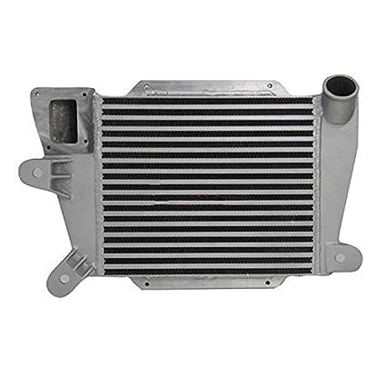 GOWE Intercooler para Mazda 3 6 MPS 07 – 13 Aluminio Turbo Intercooler capacidad de super