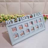 My First Year Picture Frames Baby Moments Keepsake