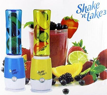 GYD - Licuadora Shake and Take 3, cómoda batidora para batidos y ...
