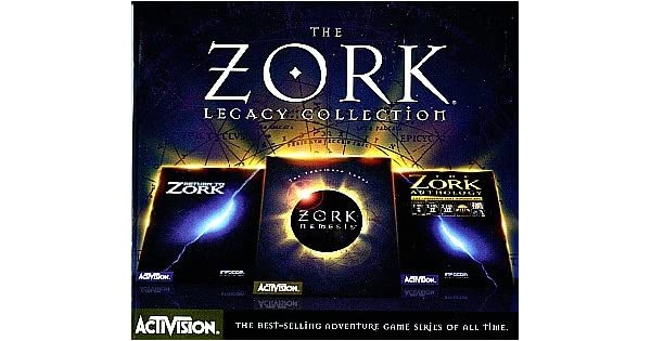 Zork Legacy Collection