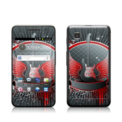 Rock Out Design Protective Decal Skin Sticker for Samsung Galaxy Player 3.6 inch Media Player YP-GS1CB