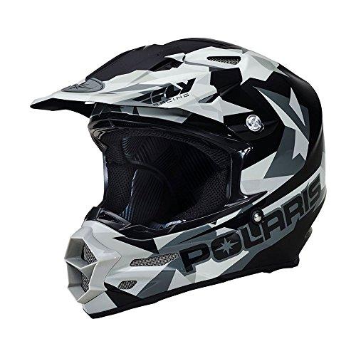 ractal Carbon Fiber Open Face Offroad Helmets XS-5XL (Density Carbon Composite)