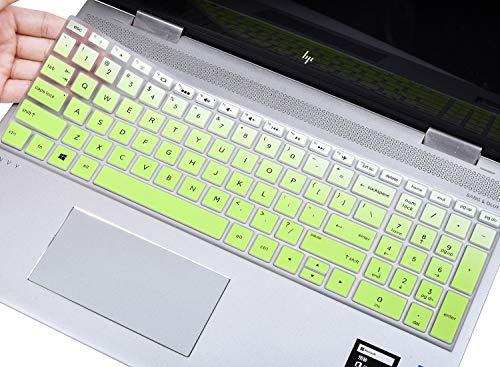 Protector De Teclado Hp Envy X360 2-in-1 15.6 Laptop (5HZT)