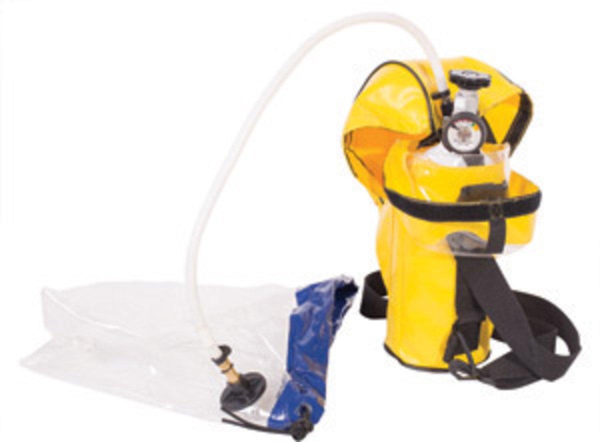 Honeywell 975638 ER5000 5 min Escape Breathing Apparatus (EBA) by Honeywell