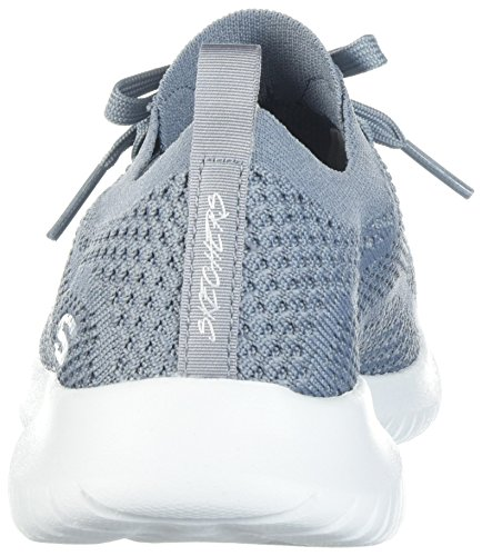 Flex Femme Baskets Skechers Slate Statements Ultra Gris zqwgWSAR
