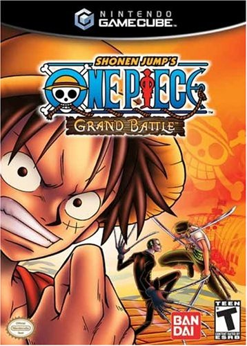 One Piece - Grand Battle - Gamecube