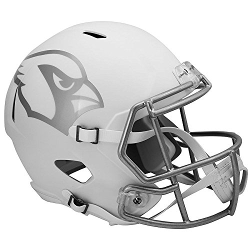 Arizona Cardinals ICE Speed Full Size Replica Football Helmet - Officially (Riddell Arizona Cardinals Replica Helmet)