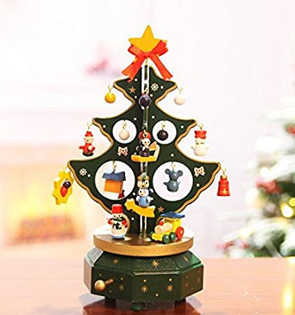 Christmas Counter.Amazon Com Christmas Tree Decoration Small Christmas Tree