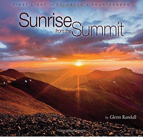 Award-winning photographer Glenn Randall dedicated seven years to climbing each of Colorado's 54 peaks over 14,000 feet with one goal in mind: to capture the glory of sunrise from each summit. His quest required hundreds of hours of planning and prep...