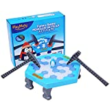 PlayMaty Ice Breakers Ice Cubes Game Cool Blast Gum Breaker Frost Table Game for Teens and Family