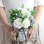 Lavenda-Rose-Berries-Hydrangea-Bouquet-in-Vase-Artificial-Silk-Flowers-1-Sets