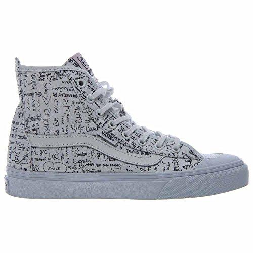 Alte sneakers leila 5 black Eu 34 Wht hi b Nero Dazie tr Vans Donna dots fF4wB4q