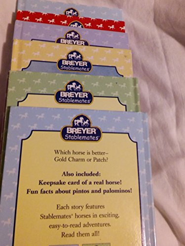 Breyer Stablemates Books - Breyer Stablemates Box Set of 4