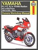 Yamaha FJ, FZ, XJ, and YX600 Radian, John G. Edwards and John Haynes, 1563921006