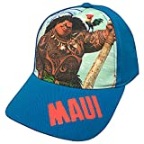 Disney Moana Maui and Heihei Girls Baseball Cap - Toddler/Little Kids