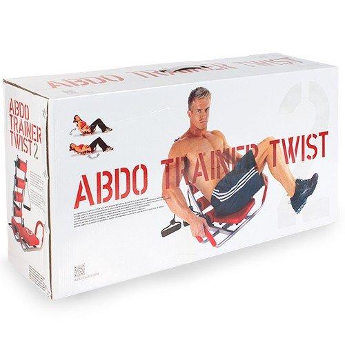 Banco Abdominales ABDO Trainer Twist con Tensores: Amazon.es ...
