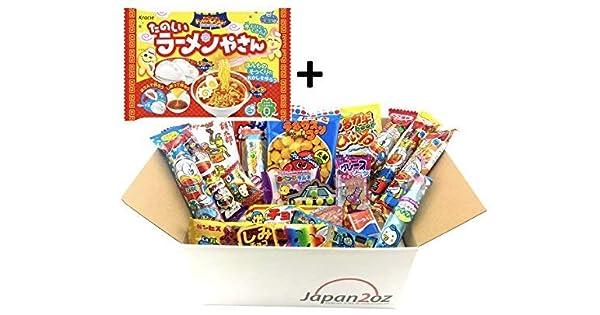 Juego de 20 caramelos japoneses surtidos y kit de ramen de ...