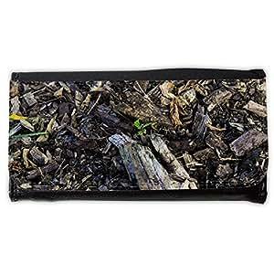 le portefeuille de grands luxe femmes avec beaucoup de compartiments // M00156641 Textura de suelo de madera de la // Large Size Wallet