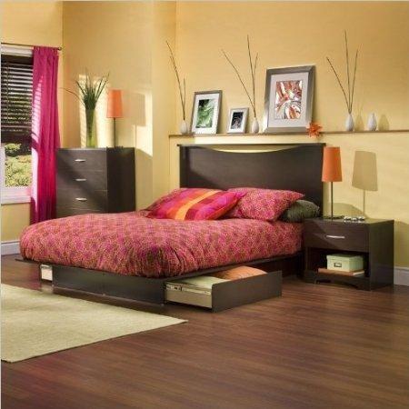 3 piece bedroom set - 2