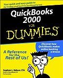 QuickBooks 2000 for Dummies®, Stephen L. Nelson, 076450665X