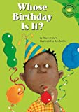Whose Birthday Is It?, Sherryl Clark, 1404805540