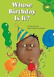 Whose Birthday Is It? (Read-It! Readers)