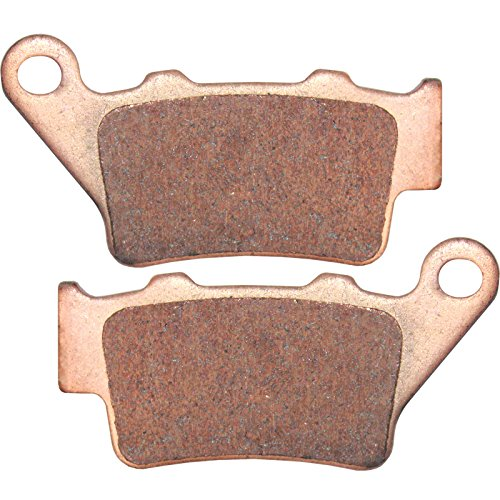 Caltric REAR BRAKE PADS Fits BMW F650 F-650 GS Twin Cylinder 2008-2014