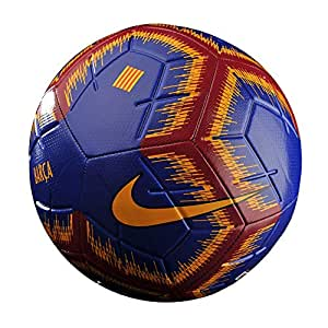 NIKE Barcelona Strike Soccer Ball 2018/2019: Amazon.es: Deportes y ...