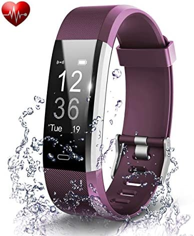 OMNiX ID115 Plus HR Smart Band Call Reminder Multi-Sport Fitness Tracker 0.96 OLED Heart Rate Sports Wrist Band Bracelet