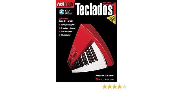 FAST TRACK - Metodo para Teclado 1º (Inc.CD): Amazon.es: FAST TRACK: Libros