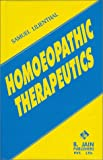Homoeopathic Therapeutics, S. Lilienthal, 8170210003