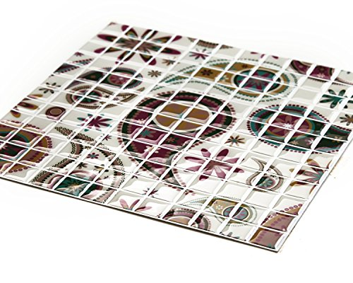 """New Cocotik Peel And Stick Tile 10"""" X Adhesive 3D Vinyl"""