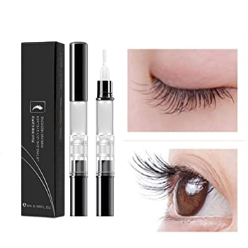 79b4080d05d Amazon.com: Luxsea Eyelash Growth Nourishing Liquid Eyelash Enhancer For  Longer Thicker Fuller Eyelash: Beauty