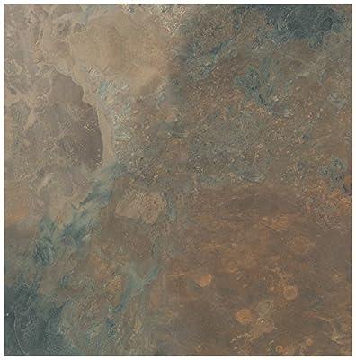 Dal-Tile S70016161P- Slate Tile, California Gold Natural Cleft