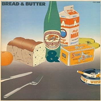 & バター ブレッド
