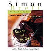 Sicken and So Die | Simon Brett