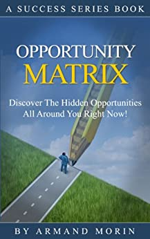 Opportunity Matrix Discover Opportunities Recognizing ebook product image