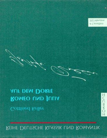 Romeo und Julia auf dem Dorfe, 4 Cassetten Hörkassette Gottfried Keller Hans Eckardt Hörbuchproduktionen 3896141066